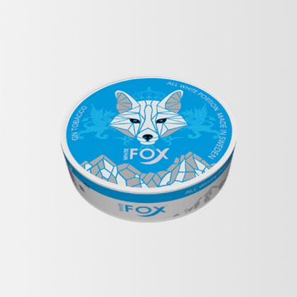 White Fox All White Portion