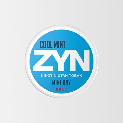 ZYN Cool Mint Mini Dry