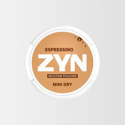 ZYN Mini Dry Espressino