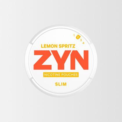 ZYN Slim Lemon Spritz
