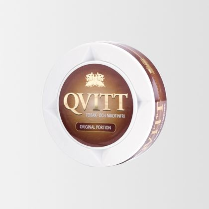 Qvitt Original Portion
