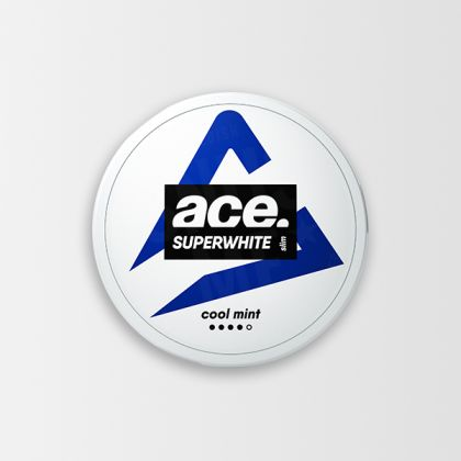Ace Super White Cool Mint