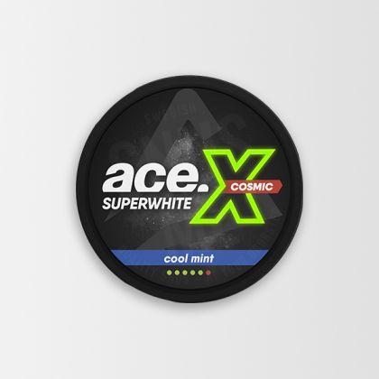 Ace X SuperWhite Cosmic Cool Mint