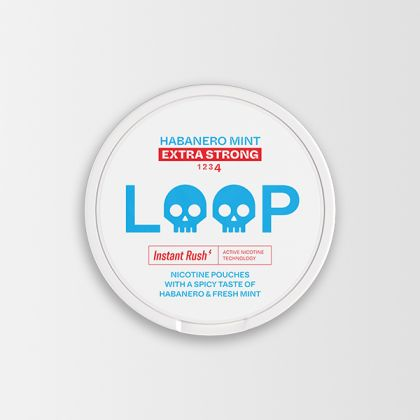 Loop Habanero Mint Extre Strong