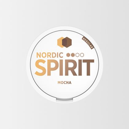 Nordic Spirit Mocha Slim All White