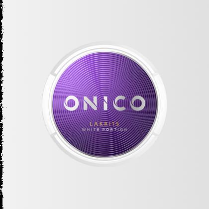 Onico Licorice White