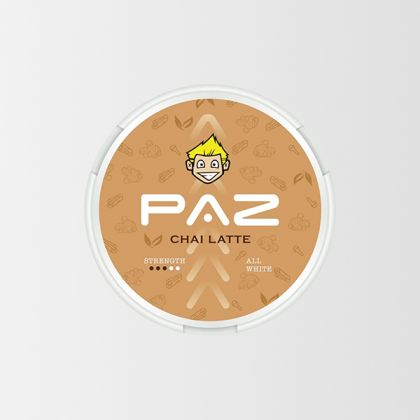 Snubie X PAZ Chai Latte