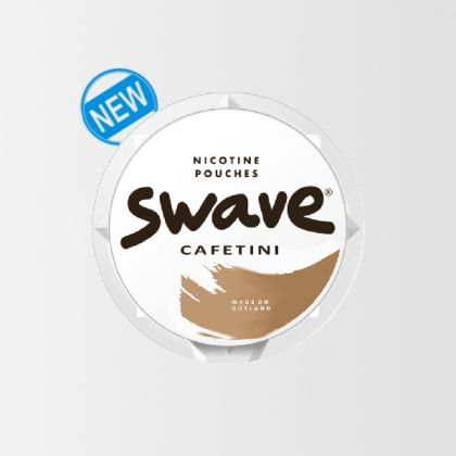 Swave Cafetini Slim All White
