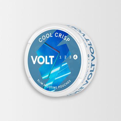 VOLT Cool Crisp Extra Strong Slim All White