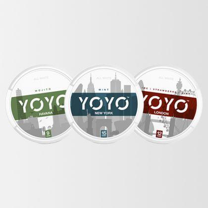 YOYO Mixpack