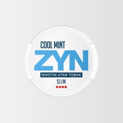 ZYN Cool Mint Slim Strong