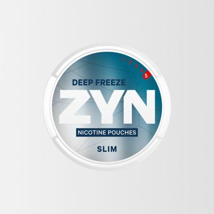 ZYN Deep Freeze